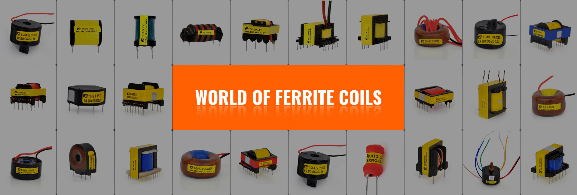 Shah Electronics - World Of Ferrite Coils