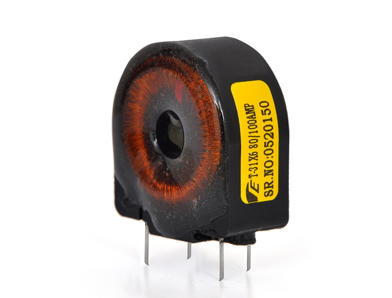80 AMP. CURRENT TRANSFORMER